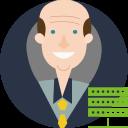 dedicated developer website icon