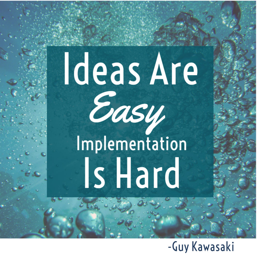 Ideas Quote