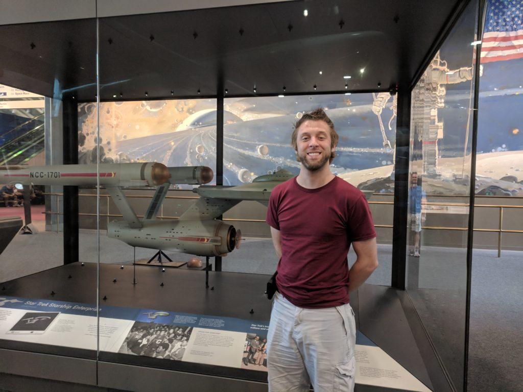 seth cummings at museum