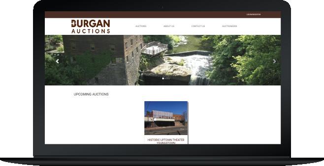 Burgan Online Auctions
