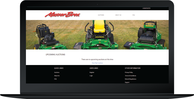 Musser Brothers Online Auctions
