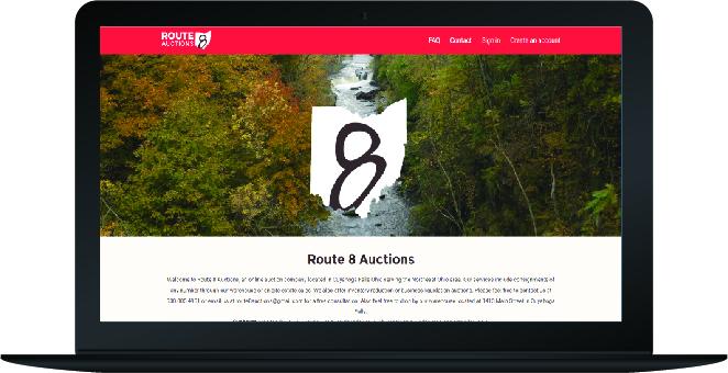 Route 8 Auctions