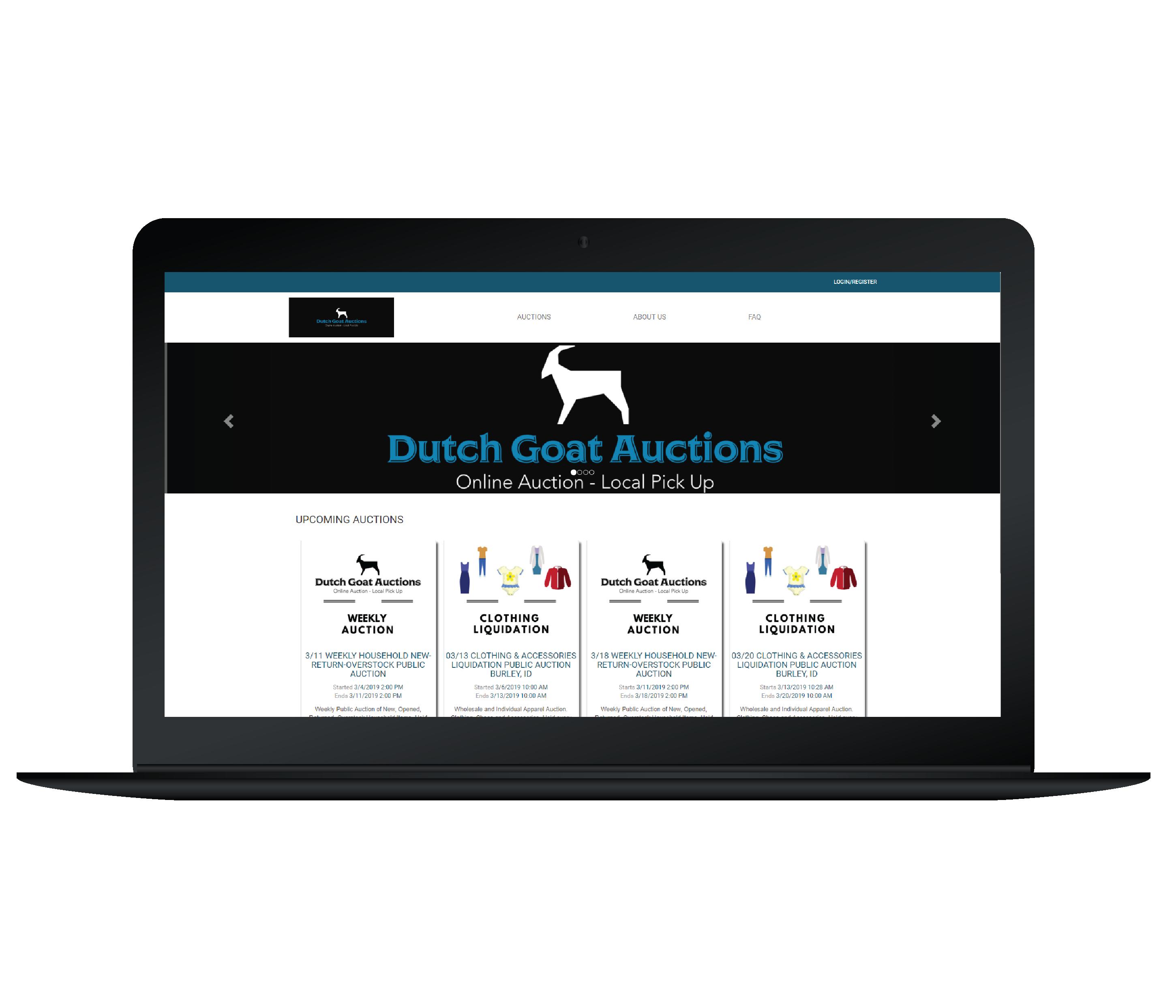 Dutch Goat Auctions