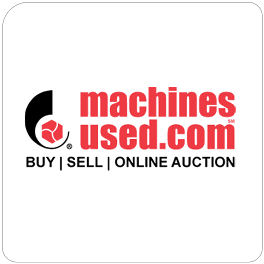 machines used online equipment auctions