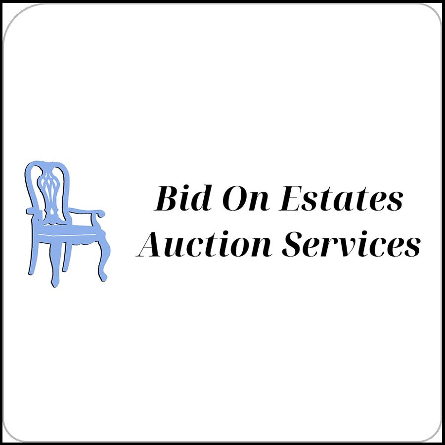 Bid on estates auction services