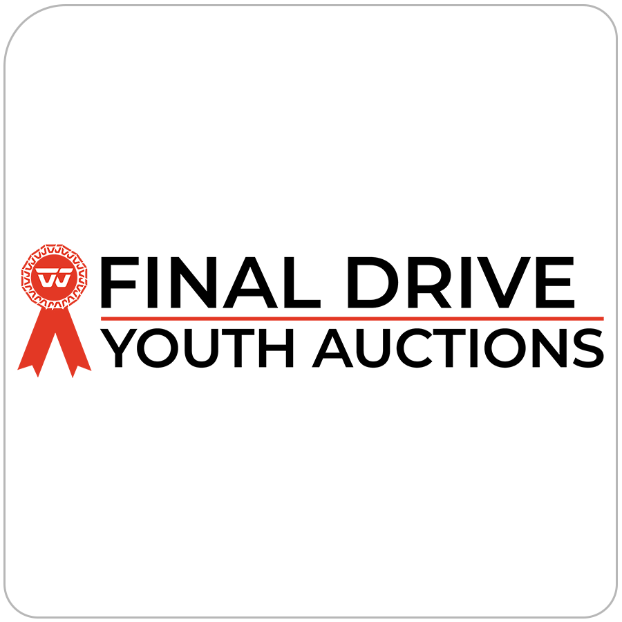 Final Drive Youth Auction