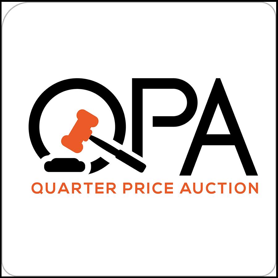 Quarter Price Auction