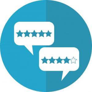 review bubbles